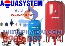 Bình áp lực Aquasystem VAV60-60L