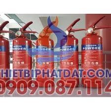 Bình chữa cháy bột BC 4Kg hiệu DRAGON Việt Nam