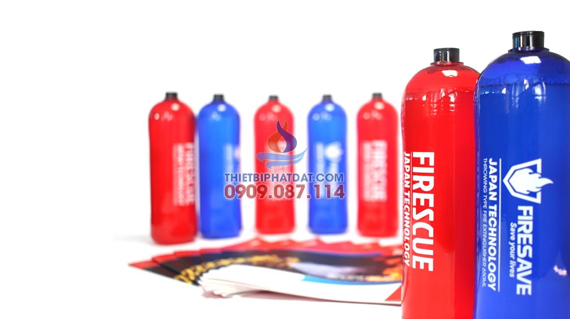 Bình chữa cháy dạng ném FIRESAVE - FIRESCUE