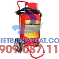 Bình chữa cháy khí gì ?