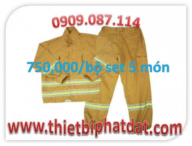 Công an quy định gì về trang phục pccc theo thông tư 48