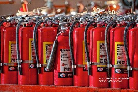 Giá dịch vụ nạp bình chữa cháy giá rẻ tại quận tân phú