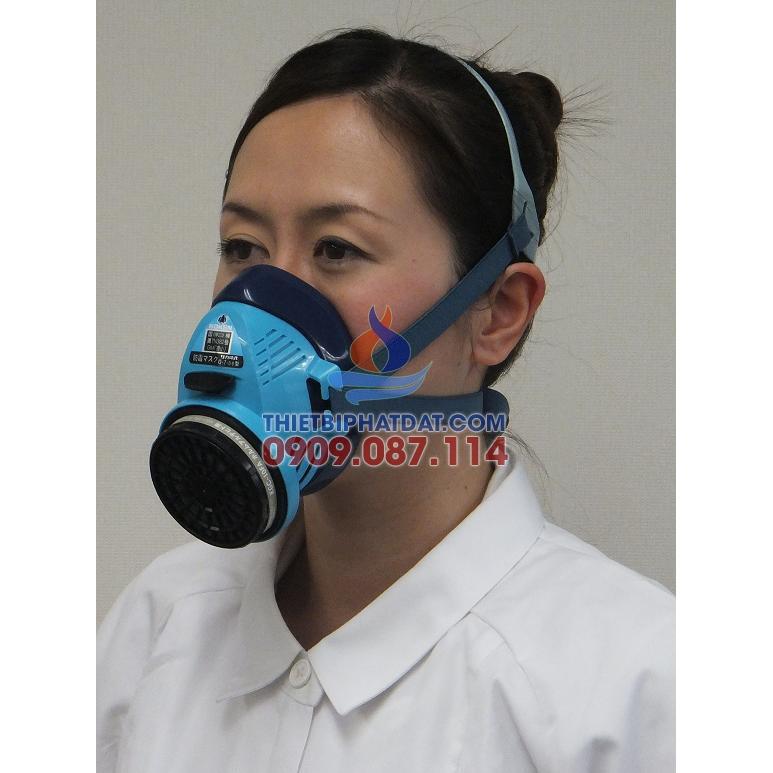 Mặt nạ chống hóa chất Koken G7( chưa phin)