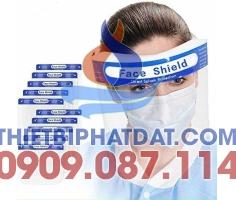 Mặt nạ Face Shield - kính chống giọt bắn