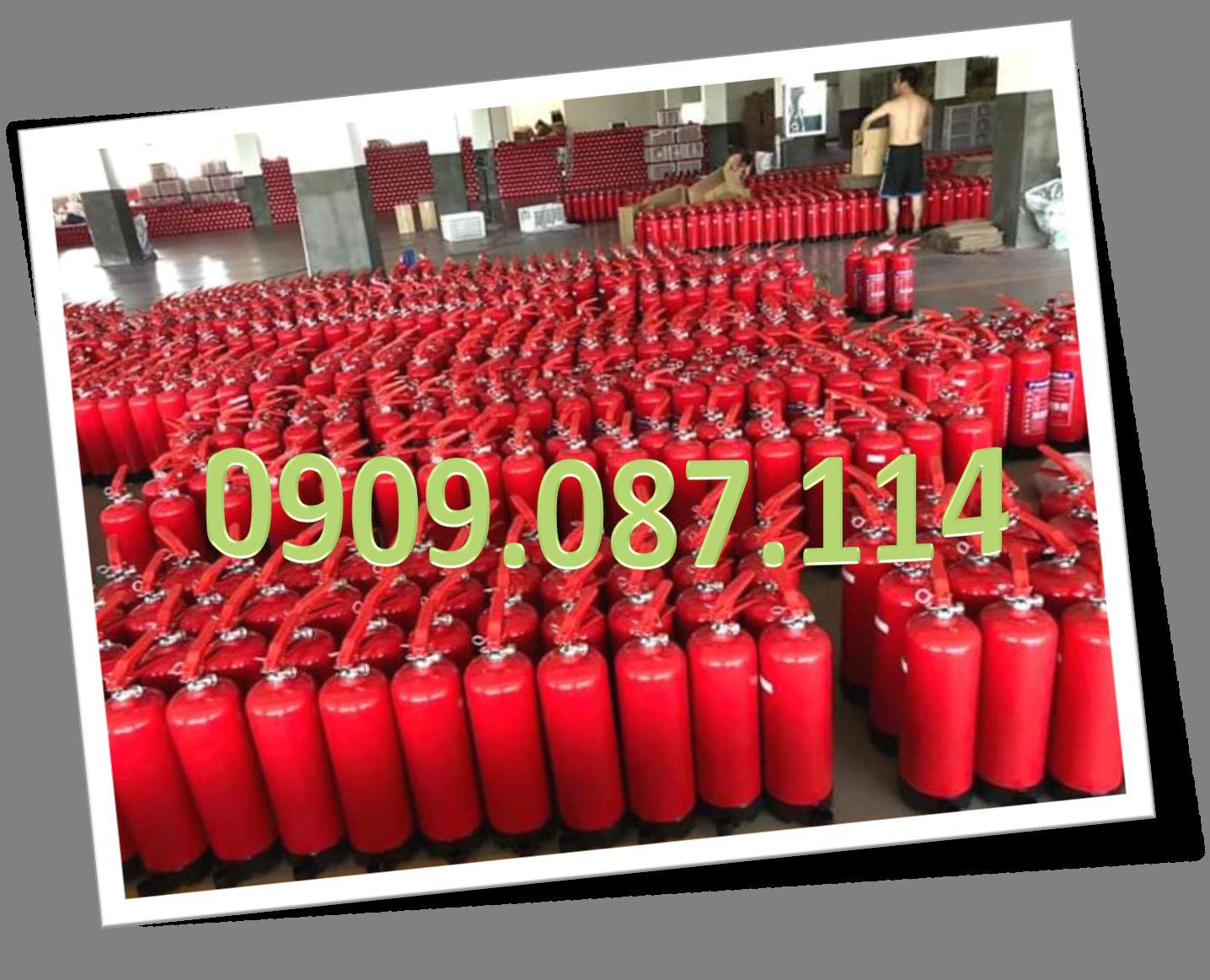 Nạp bình chữa cháy Khu Công Nghiệp Tiền Giang  gọi  ngay 0909.087.114 - miễn phí vận chuyển