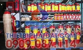 Nạp sạc bình chữa cháy tại Đồng Nai giá rẻ
