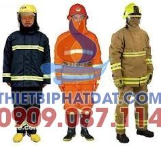 Quần áo chống cháy nomex 2 lớp - chịu nhiệt 300 độ