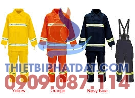 Quần áo chữa cháy theo thông tư 56 - quần áo nomex