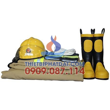 Quần áo nomex chống cháy chịu nhiệt 500 độ C - 3 lớp