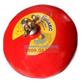 Bình cầu chữa cháy tự động Renan XZFTB8 bột BC 8kg