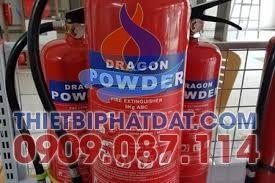 Bình chữa cháy bột ABC 1Kg hiệu DRAGON Việt Nam