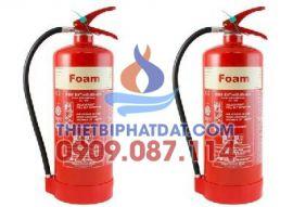 Bình chữa cháy bọt Foam Renan 9 lít