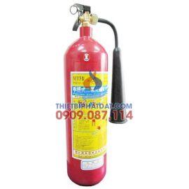 Bình chữa cháy khí Renan CO2 MT3 3kg
