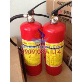 Bình chữa cháy Renan MFZL4 bột ABC 4kg