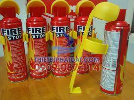 Bình chữa cháy Renan mini xe Ôtô – Fire Stop 1000ml