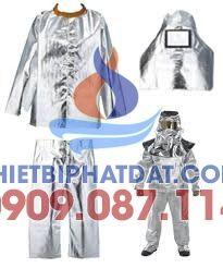 Bộ quần áo chống cháy 700độ C
