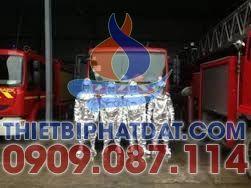 Bộ quần áo chống cháy tráng nhôm chịu nhiệt 500 độ C