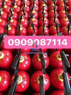 Gía bình chữa cháy bột, co2 giá rẻ liên hệ ngay 0909087114