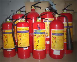 Gía sạc bình chữa cháy mới nhất hiện nay