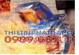 Mũ Chống Cháy Tráng Nhôm 700 Độ