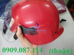 Mũ, nón chữa cháy theo thông tư 48