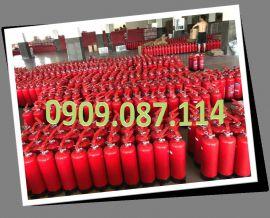 Nạp bình chữa cháy khu công nghiệp Bến Tre