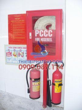 Nạp bình chữa cháy quận Bình Chánh