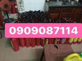 Nạp bình chữa cháy tại củ chi liên hệ ngay 0909.087.114