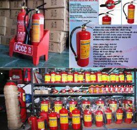 Nạp bình chữa cháy tại quận phú nhuận