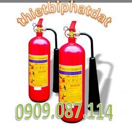 Nạp sạc bình chữa cháy tại HCM