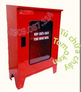 Tủ chữa cháy Tomoken ( ngoài nhà ) 500*700*220