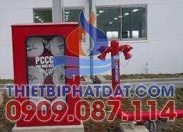 Tủ chữa cháy trong nhà 400x600x220