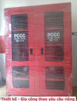 Tủ đựng thiết bị PCCC không chân