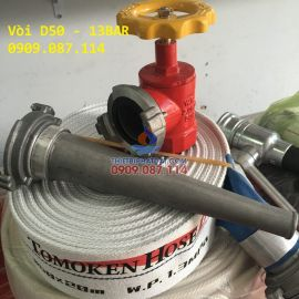 Vòi chữa cháy D50 tomoken Việt Nam