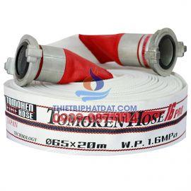 Vòi chữa cháy Tomoken Aqua D50-20M-16Bar
